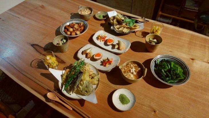 八ヶ岳リトリートハウスFlanのキセキ_e0231387_21480429.jpg