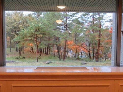 【裏磐梯】窓腰の紅葉と桧原湖_a0057402_03101354.jpg
