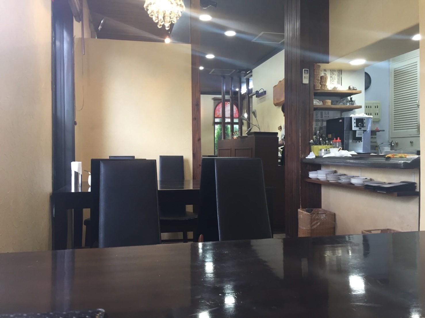 cafe & restaurant Andrews  日替わりランチ 和風ハンバーグ_e0115904_10062114.jpg