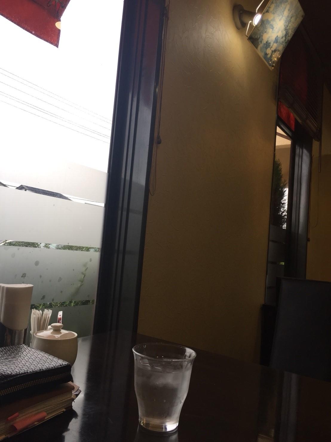 cafe & restaurant Andrews  日替わりランチ 和風ハンバーグ_e0115904_10062158.jpg