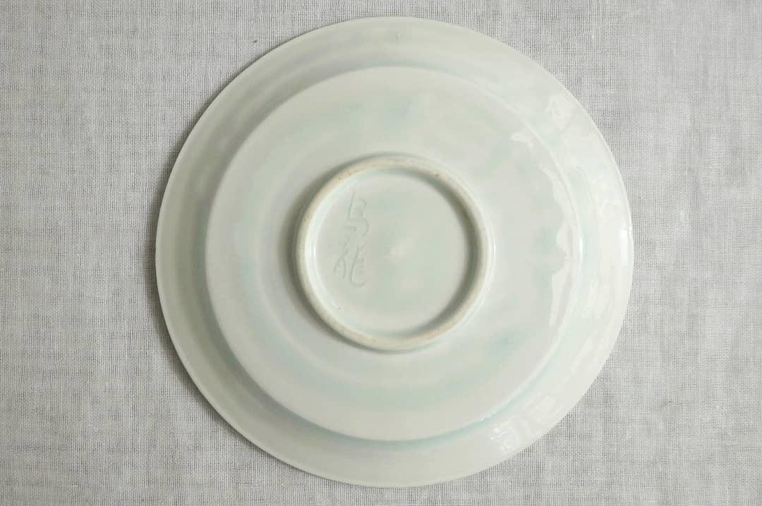 塩鶴るりこさんの陶展 - 食の記憶 - 2_f0351305_00001406.jpg