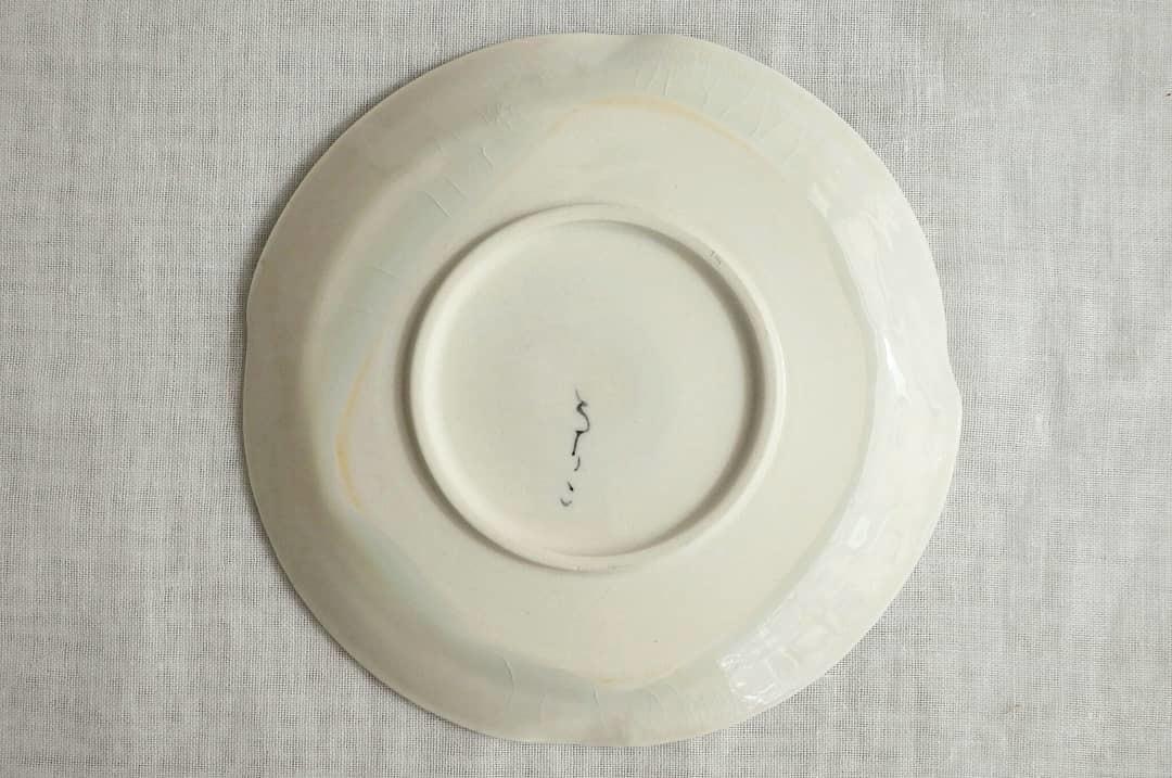 塩鶴るりこさんの陶展 - 食の記憶 - 2_f0351305_00005113.jpg