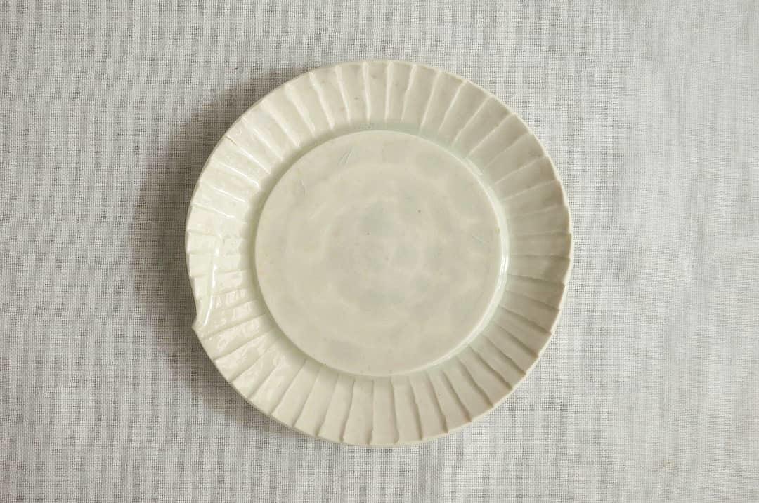 塩鶴るりこさんの陶展 - 食の記憶 - 2_f0351305_00012240.jpg