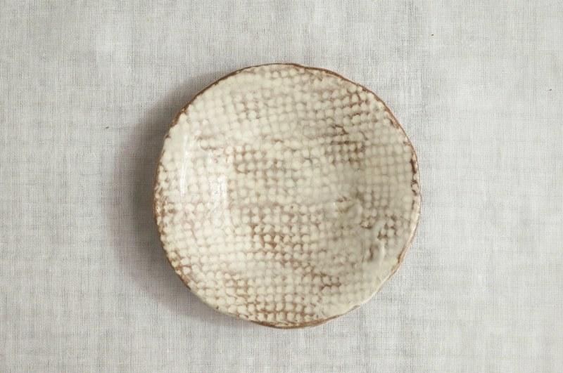 塩鶴るりこさんの陶展 - 食の記憶 - 3_f0351305_18492237.jpg