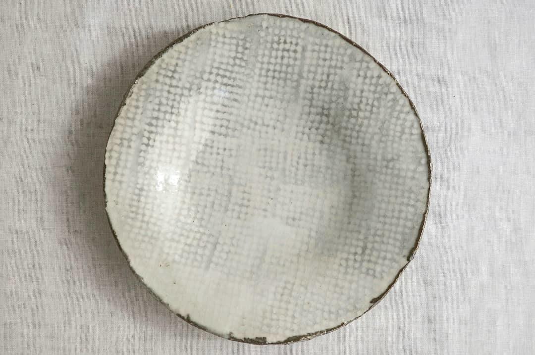 塩鶴るりこさんの陶展 - 食の記憶 - 3_f0351305_18493957.jpg