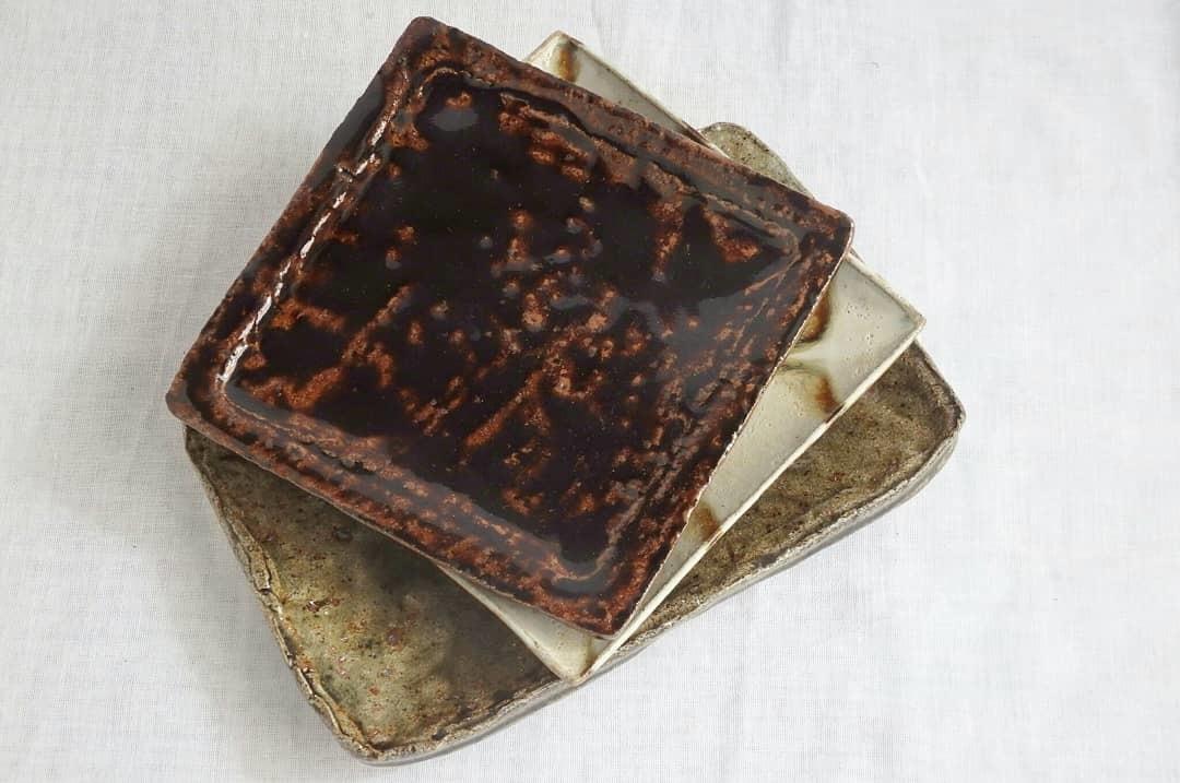 塩鶴るりこさんの陶展 - 食の記憶 - 3_f0351305_20083894.jpg