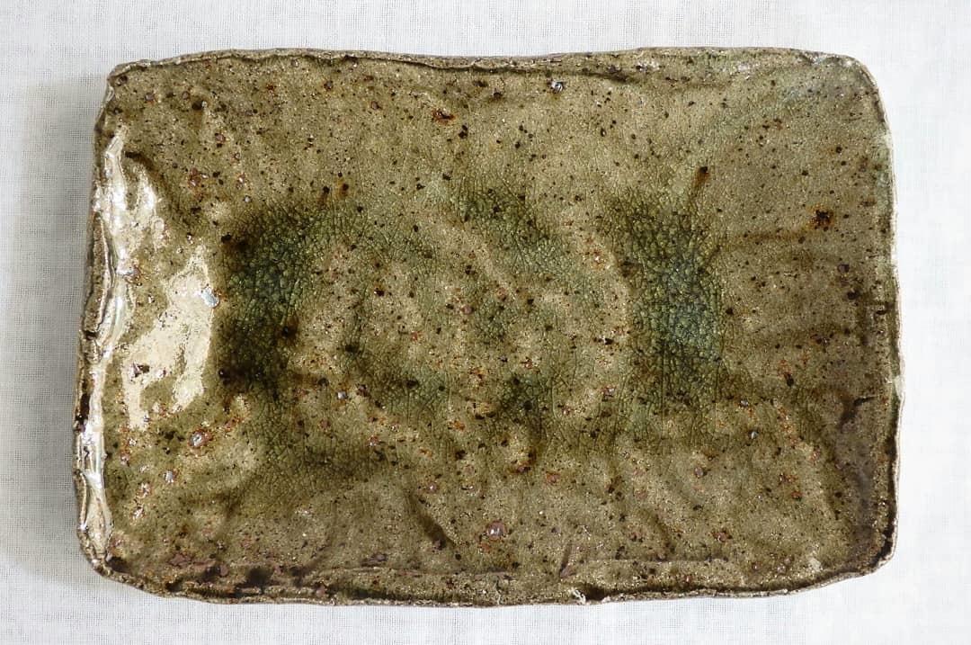 塩鶴るりこさんの陶展 - 食の記憶 - 3_f0351305_20090954.jpg