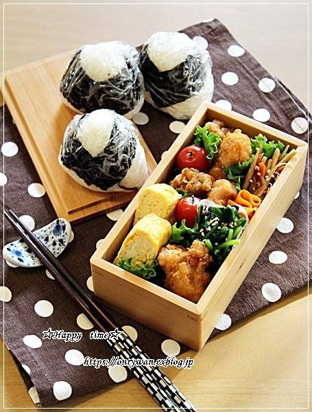 からあげ弁当と岐阜城とHallowe\'en♪_f0348032_17555162.jpg