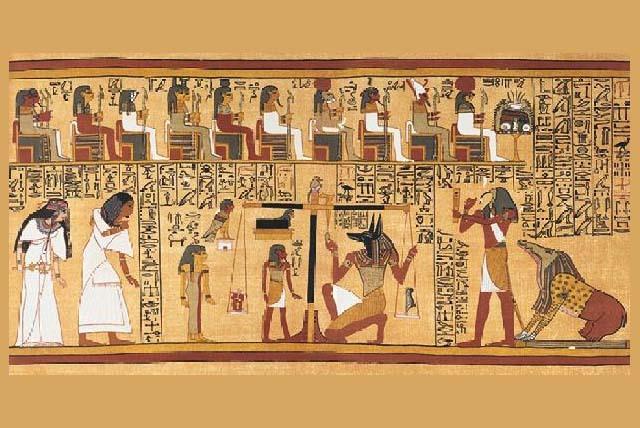 エジプト神話とエジプトの神々 : ヤスコヴィッチのぽれぽれBLOG
