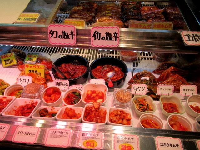 ①パスポート不要の韓国へ * チェおばさんのキムチ・韓国食堂 @鶴橋_f0236260_23243203.jpg