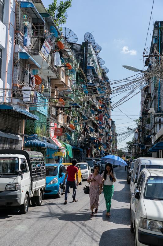 2018/10/31 ミャンマー:その2 ヤンゴンで_b0171364_13450290.jpg