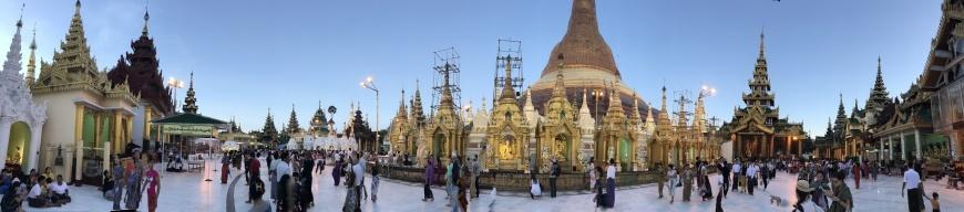 2018/10/31 ミャンマー:その2 ヤンゴンで_b0171364_14004743.jpg