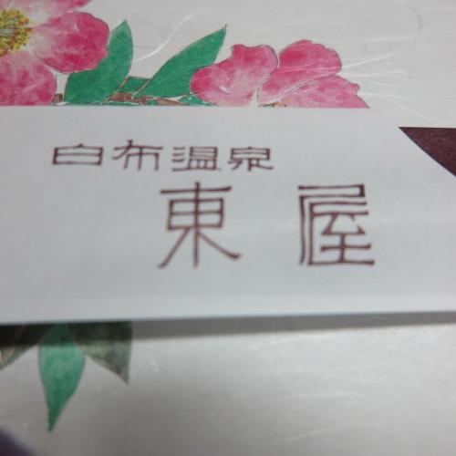 白布高湯♨東屋の夕食_c0075701_06172980.jpg