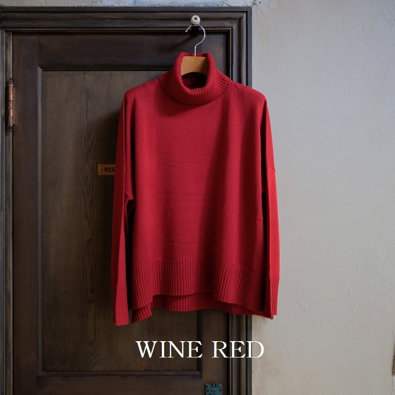"""New Arrival!! 2018 Winter Knit Selection~7 Colors...11/1thu\""_d0153941_16483410.jpg"