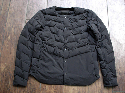NEW : DESCENT [ALLTERRAIN] [D.I.S DOWN L/S SHIRT] 2018 WINTER !!_a0132147_17463462.jpg