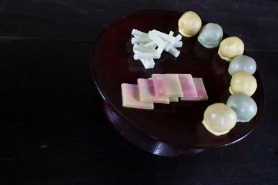 25周年記念茶器展 韓国骨董茶器 お茶席_a0279848_11473275.jpg