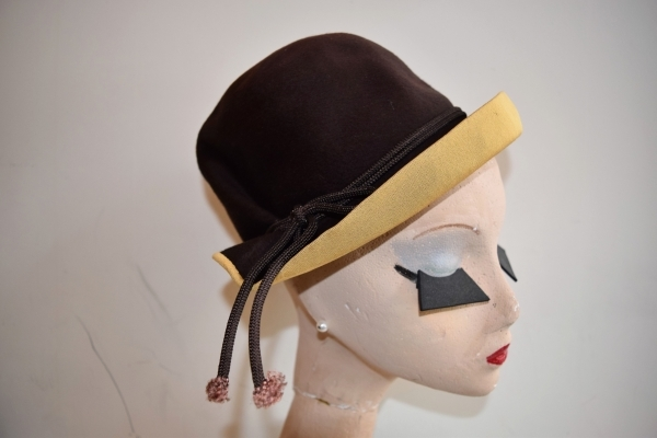 HALLOWEEN SNAP / NEW ARRIVAL VINTAGE HAT_e0148852_16461733.jpg