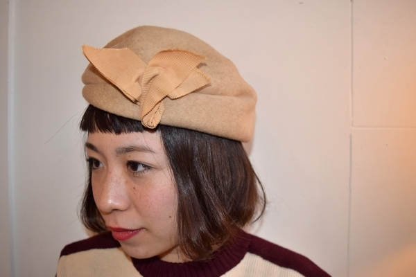 HALLOWEEN SNAP / NEW ARRIVAL VINTAGE HAT_e0148852_16481223.jpg