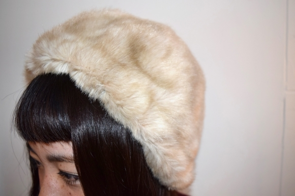 HALLOWEEN SNAP / NEW ARRIVAL VINTAGE HAT_e0148852_16484608.jpg