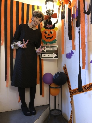 HALLOWEEN SNAP / NEW ARRIVAL VINTAGE HAT_e0148852_17273791.jpg