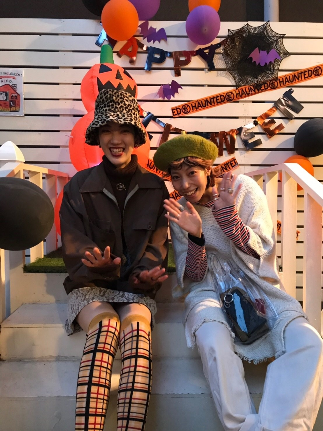 HALLOWEEN SNAP / NEW ARRIVAL VINTAGE HAT_e0148852_17282696.jpg