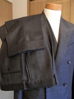 「DOLCE VITA」×「岩手のスーツ」=格調の高い色気 編_c0177259_23235931.jpg