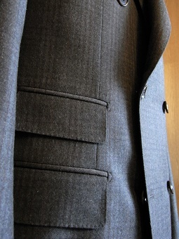 「DOLCE VITA」×「岩手のスーツ」=格調の高い色気 編_c0177259_23282528.jpg
