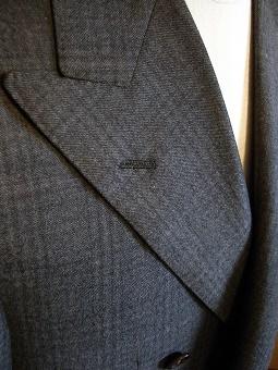 「DOLCE VITA」×「岩手のスーツ」=格調の高い色気 編_c0177259_23283778.jpg
