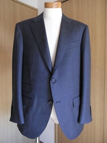 「DOLCE VITA」×「岩手のスーツ」=格調の高い色気 編_c0177259_23285920.jpg