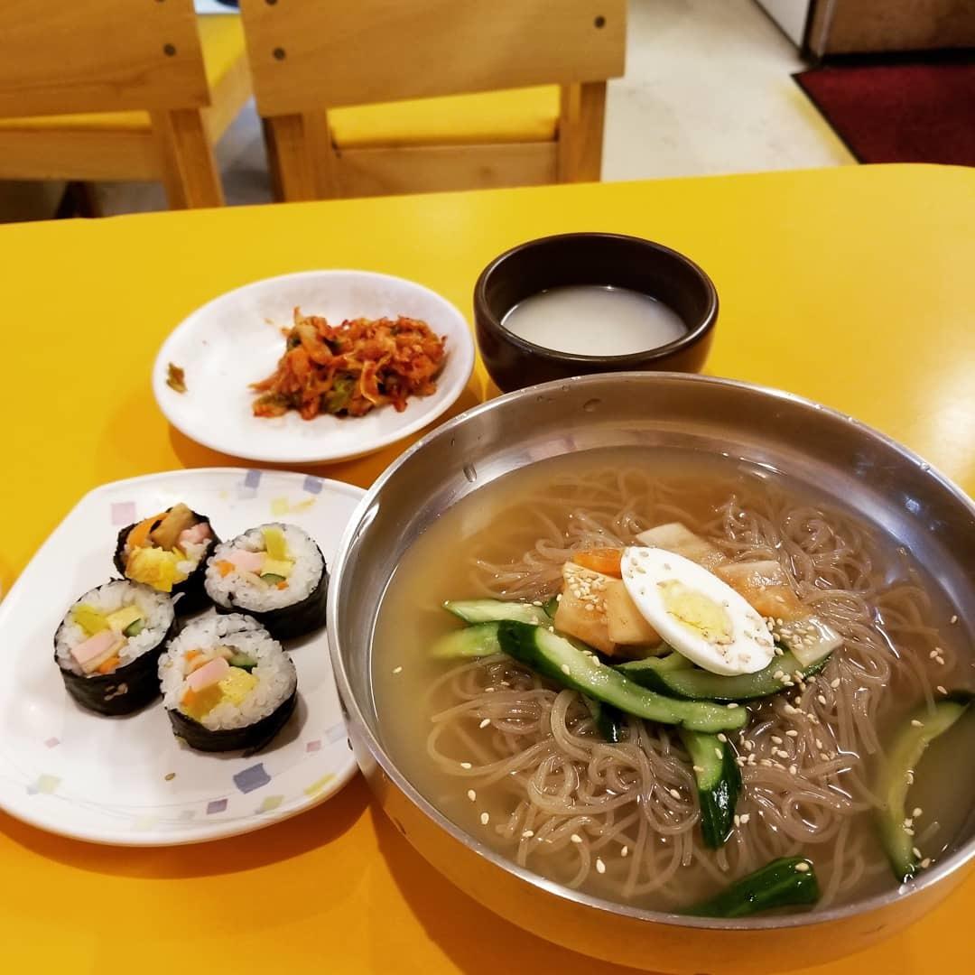 ①パスポート不要の韓国へ * チェおばさんのキムチ・韓国食堂 @鶴橋_f0236260_00294899.jpg