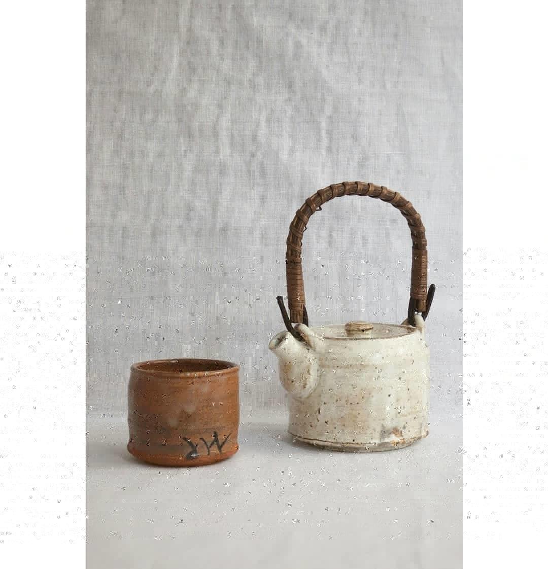 塩鶴るりこさんの陶展 - 食の記憶 - 4_f0351305_21305357.jpg