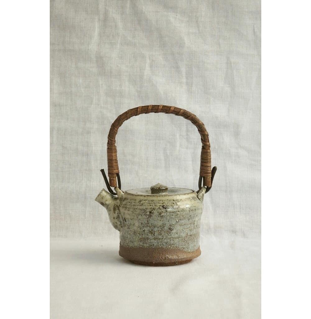 塩鶴るりこさんの陶展 - 食の記憶 - 4_f0351305_21323271.jpg