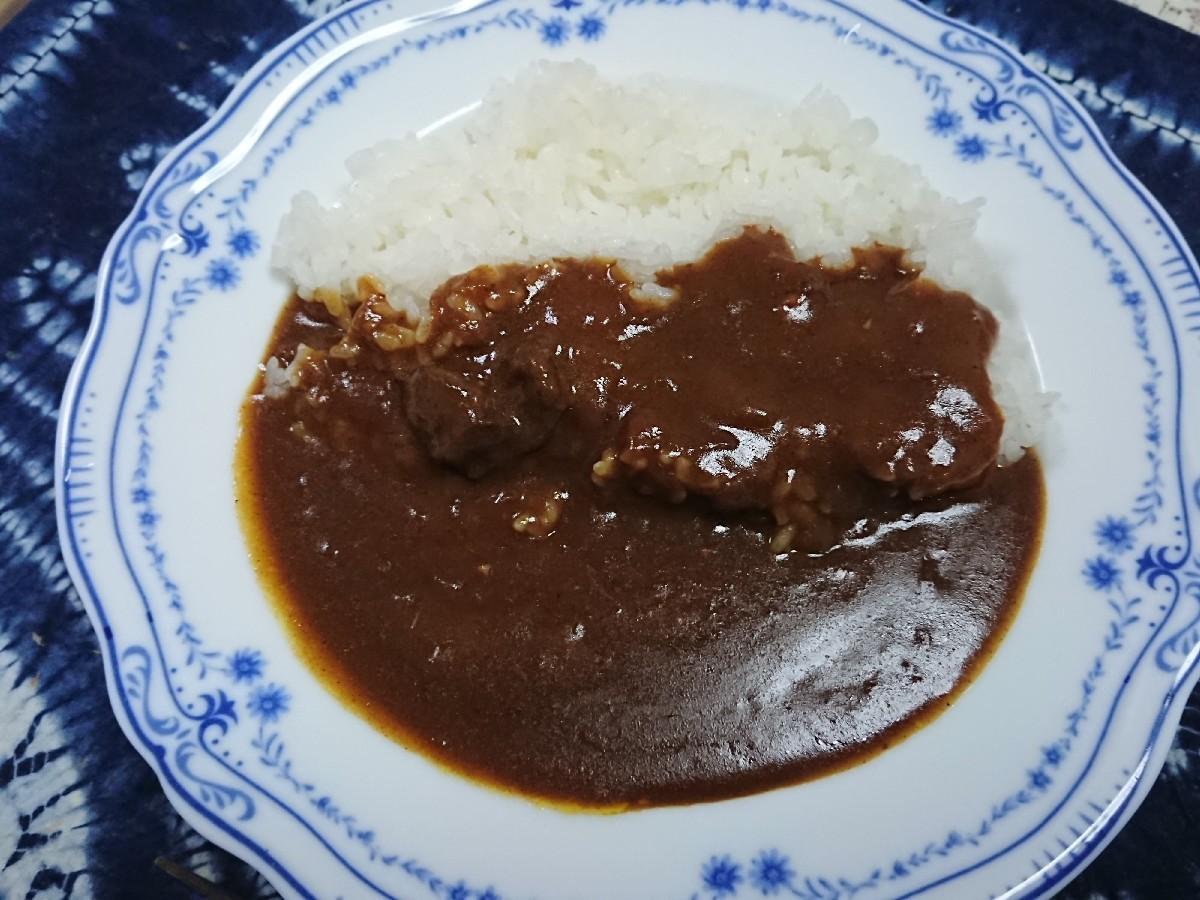 11/2  S&B食品  ローストオニオン欧風カレー本日の贅沢 ¥105_b0042308_07055596.jpg