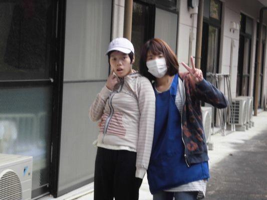 11/1 朝の散歩_a0154110_11463833.jpg