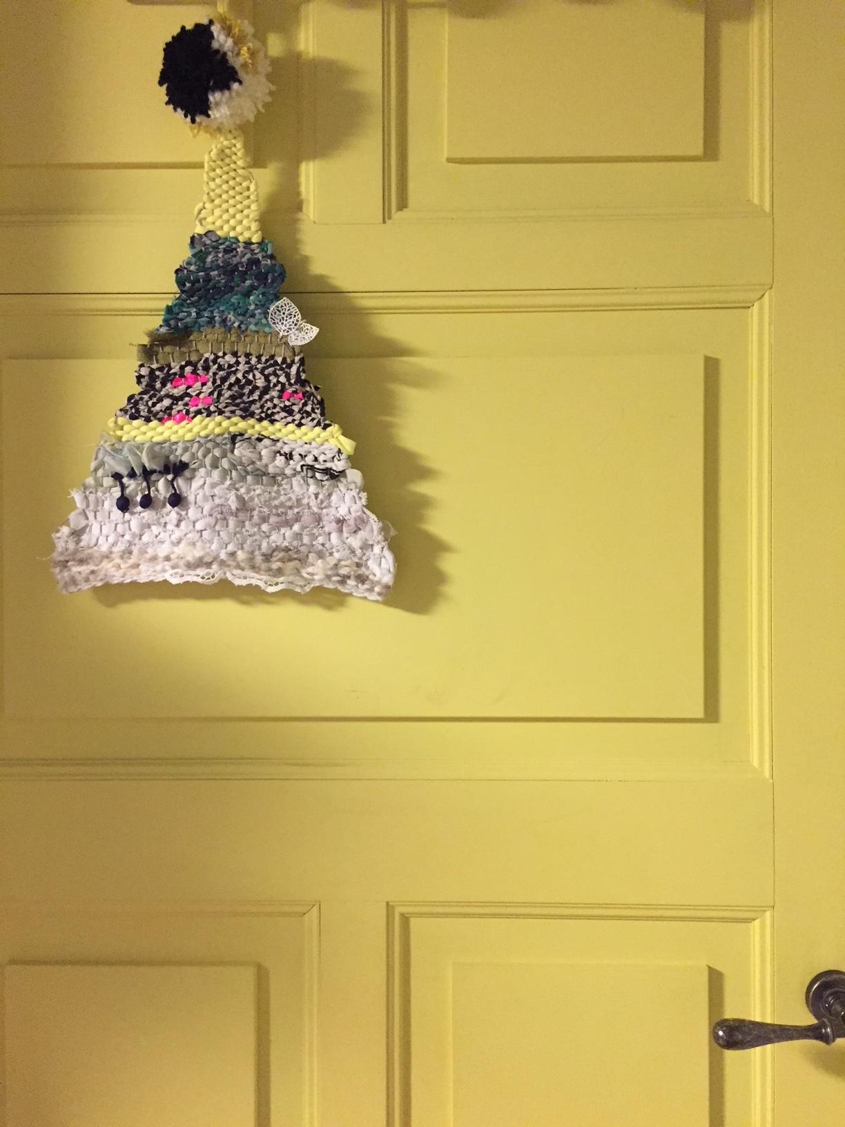 KAORI NONAKAさんとつくる                       『クリスマス タペストリーのワークショップ』_b0117913_17172908.jpg