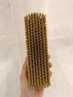 実はブラシの毛の量には理由があります。_b0226322_16392156.jpg