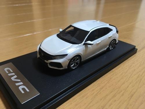 Honda CIVIC HatchBack(FK7)【1/43 Mark43】_b0004229_23503247.jpeg