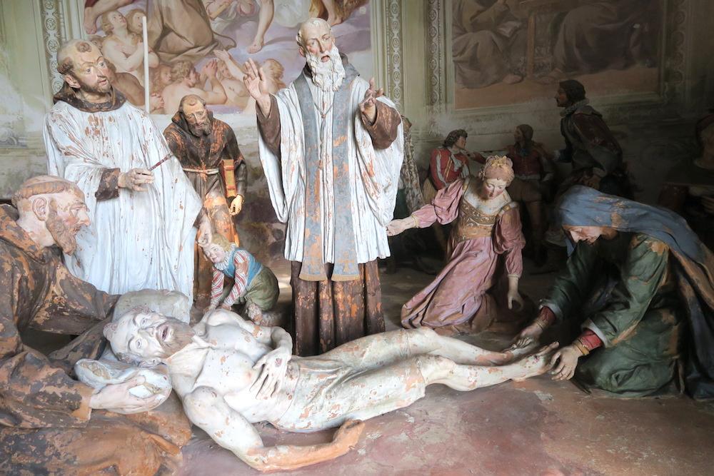 諸聖人の日とオルタのサクロ・モンテ、ピエモンテ_f0234936_3171277.jpg