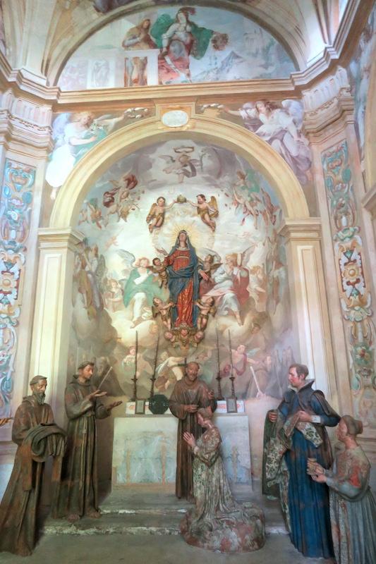諸聖人の日とオルタのサクロ・モンテ、ピエモンテ_f0234936_422434.jpg