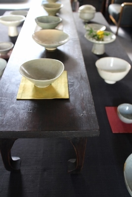 25周年記念茶器展 part1.韓国骨董茶器 開催中_a0279848_15233508.jpg