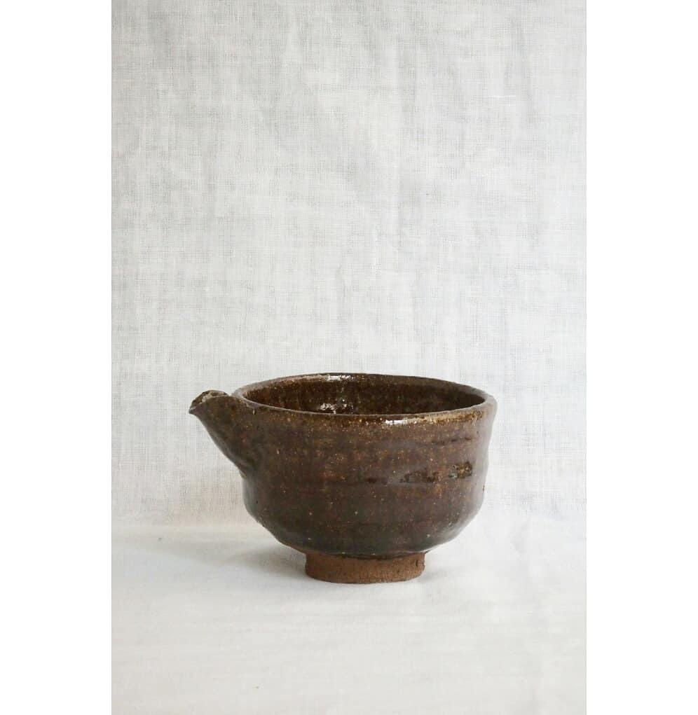 塩鶴るりこさんの陶展 - 食の記憶 - 5_f0351305_21503007.jpg
