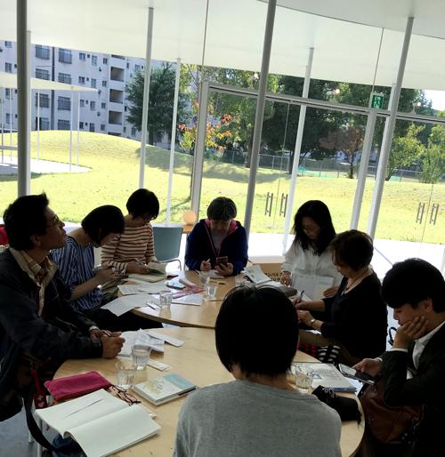「岡山大学ホームカミングデイ2018」いろんな俳句ができました!_d0336740_11003062.jpg