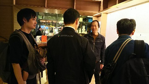 11/3(日)  秋山さんの個展_a0272042_17243144.jpg