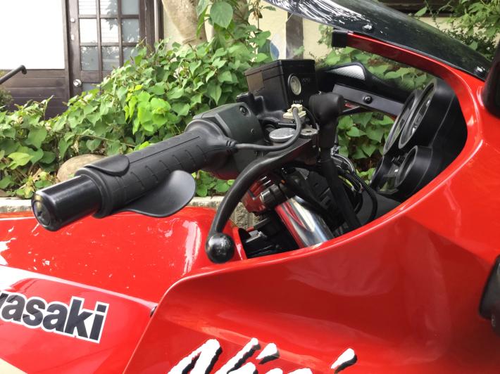GPZ900R Ninjaぁの整備記録でござるよニンニン_d0067943_16235377.jpg