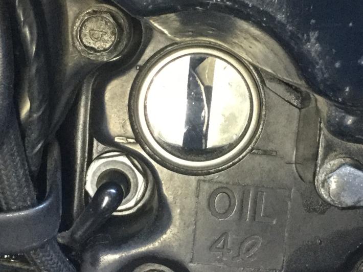 GPZ900R Ninjaぁの整備記録でござるよニンニン_d0067943_16322486.jpg