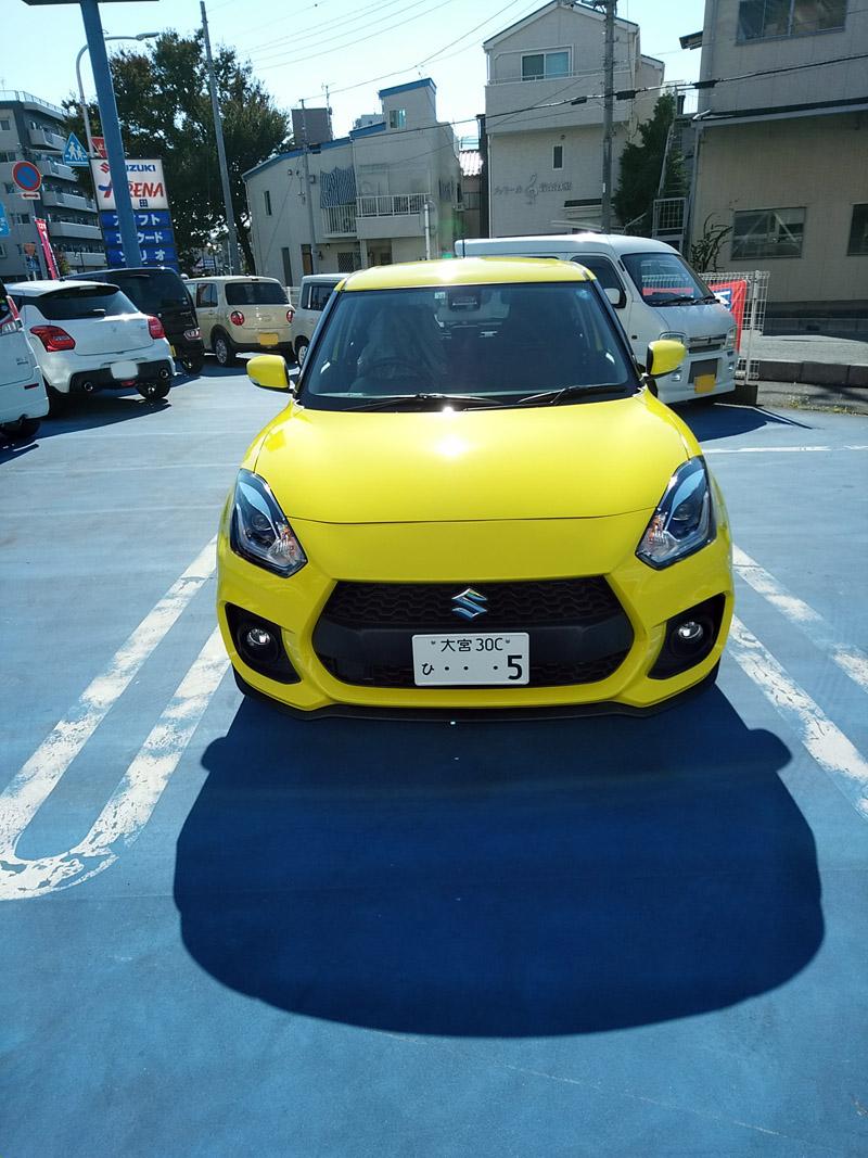 NEW CAR. <2018>_e0033459_15551989.jpg
