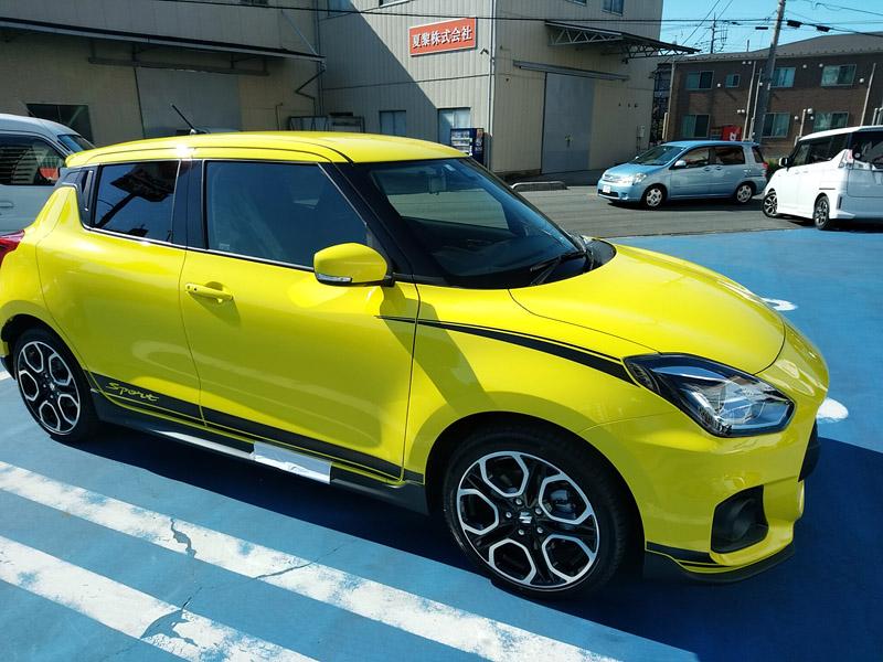 NEW CAR. <2018>_e0033459_15562276.jpg