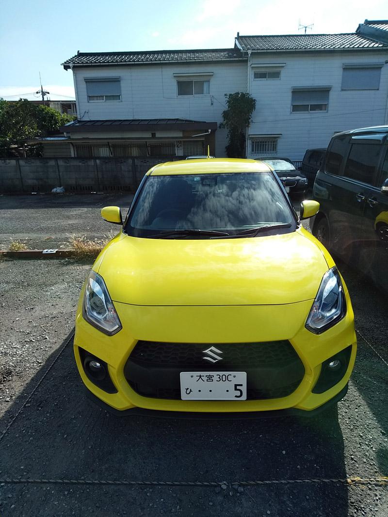 NEW CAR. <2018>_e0033459_16142226.jpg