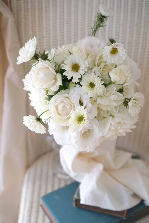 10月のレッスン white bouquet_f0127281_12085448.jpg