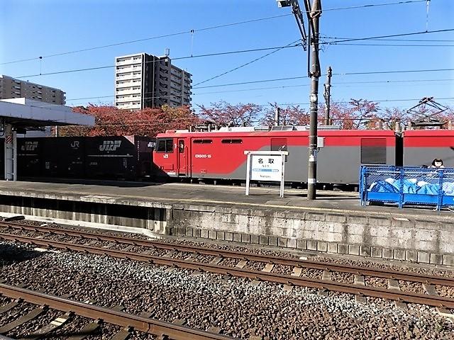 藤田八束の鉄道写真@貨物列車を追いかけて写真を撮りました・・・貨物列車を激写_d0181492_23163548.jpg